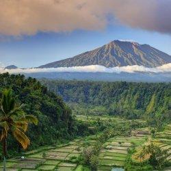 Mountain In Bali